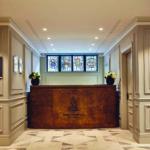 King Edward VII Hospital – Refurbishment of Reception